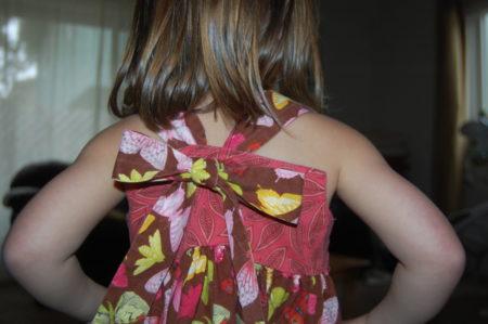 back bow