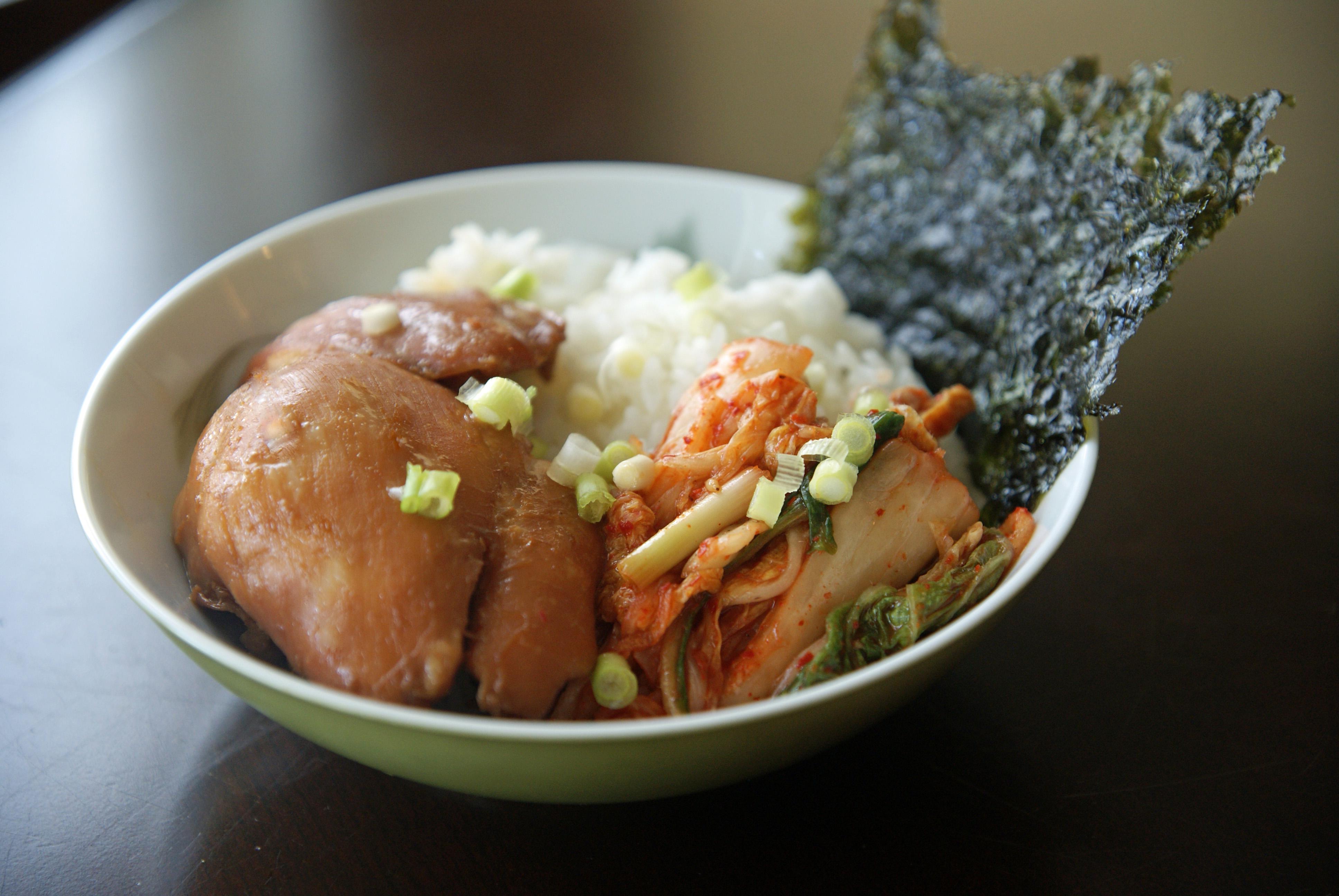 Shoyu (Soy Sauce) Chicken Recipe