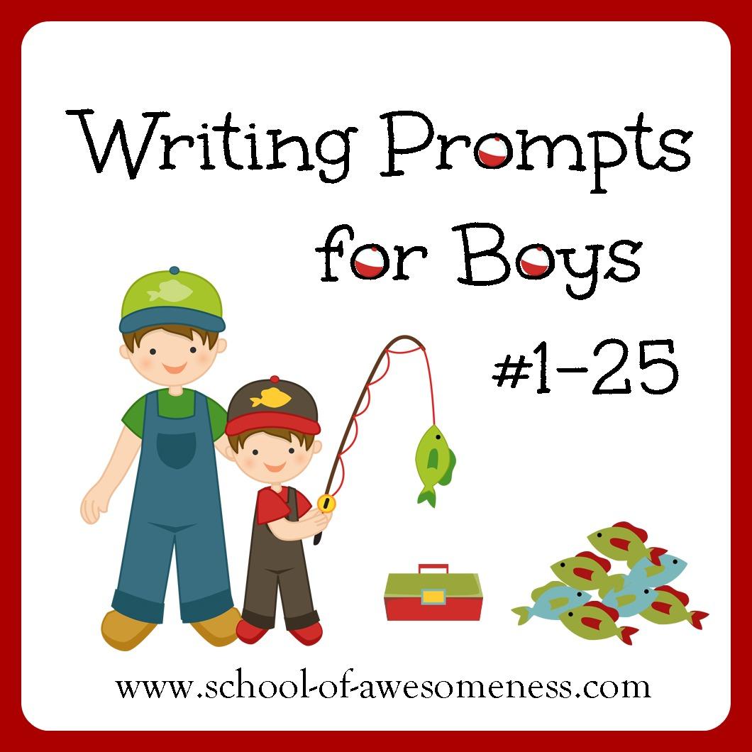 Creative Writing Prompts Ideas for Tweens (& Teens)