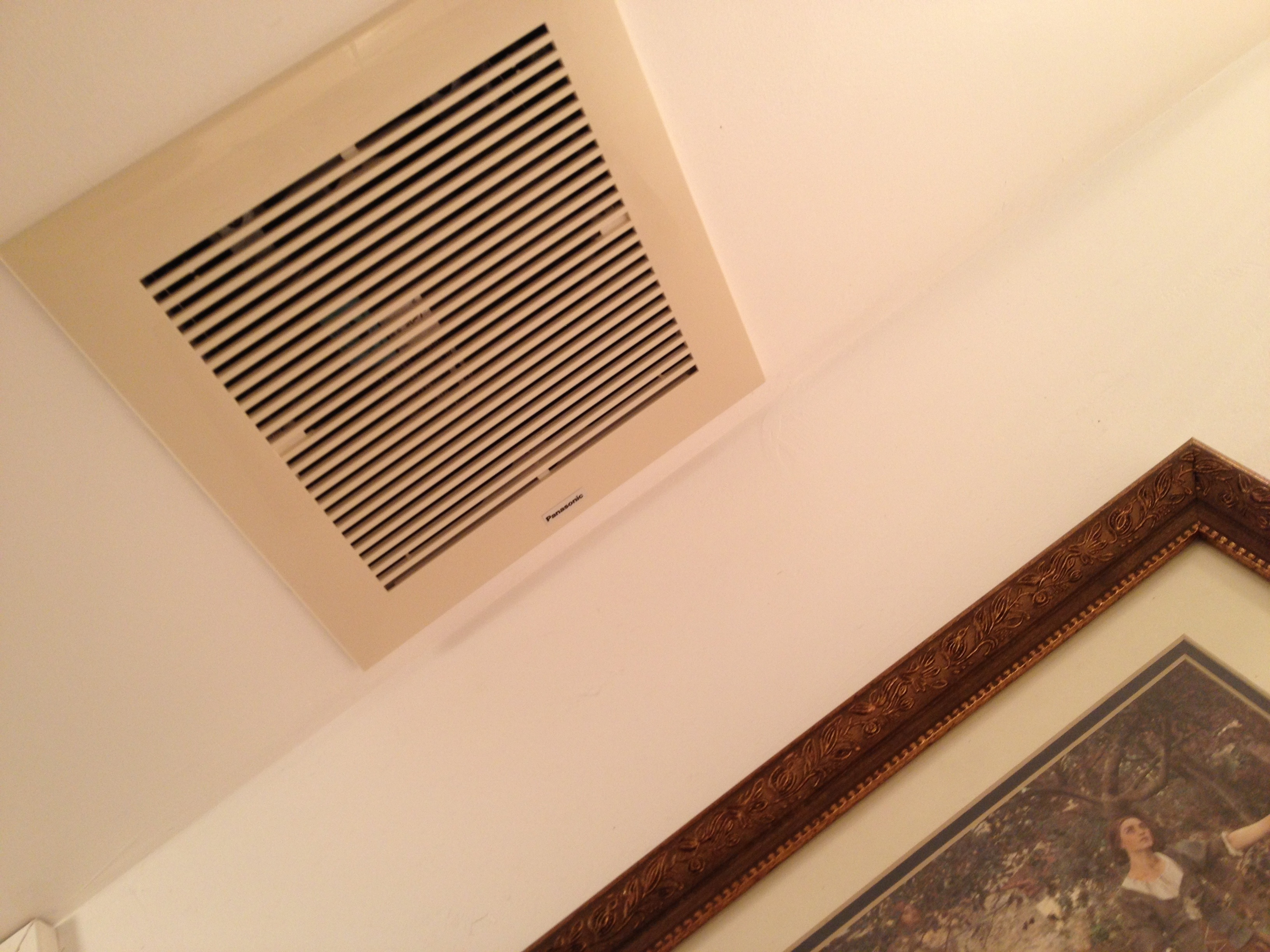 20130803 101908 jpg. My favorite Costco spices and cleaning a bathroom exhaust fan