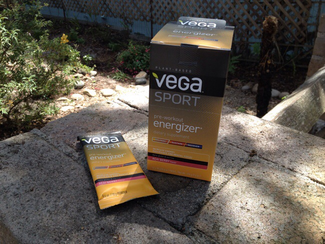 Fueling My Better with Vega Sport Preworkout Mix (Review)
